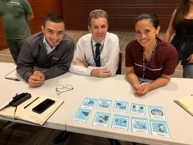 Sesiones de Sensibilización y formación al equipo de Agentes de Cambio