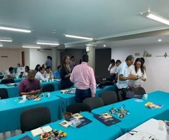 Sesiones de Sensibilización y Socialización
