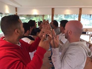 Alineación y consolidación del equipo entorno a un propósito común