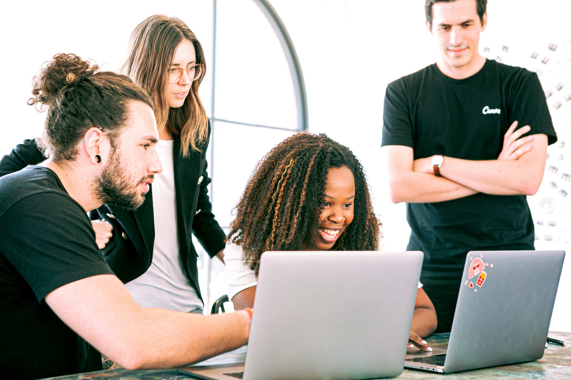 Cuatro competencias claves a desarrollar en la Transformación Digital.